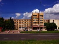 Тольятти, улица Ворошилова, дом 2А. войсковая часть