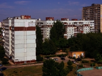 neighbour house: st. Voroshilov, house 1. Apartment house