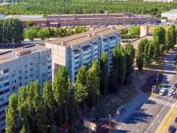 Togliatti, st Voroshilov, house 2В. Apartment house