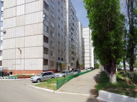 neighbour house: st. Voroshilov, house 2. Apartment house