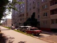 Togliatti, Voroshilov st, house 2. Apartment house