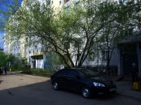 Togliatti, Voroshilov st, house 4А. Apartment house