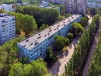 Togliatti, st Voroshilov, house 4. Apartment house