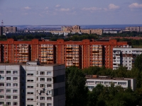 Togliatti, Voroshilov st, house 5. Apartment house