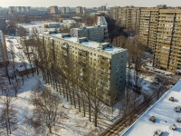 Тольятти, улица Ворошилова, дом 6. многоквартирный дом
