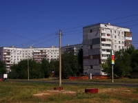 neighbour house: st. Voroshilov, house 11. Apartment house