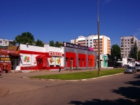 neighbour house: st. Voroshilov, house 12А. shopping center