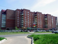 Togliatti, Voroshilov st, house 15. Apartment house
