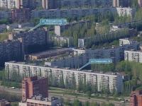 Togliatti, Voroshilov st, house 16. Apartment house