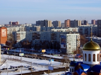 Togliatti, Voroshilov st, house 19. Apartment house