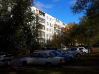 Togliatti, Voroshilov st, house 20. Apartment house