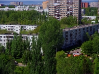 neighbour house: st. Voroshilov, house 20. Apartment house
