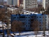 Тольятти, улица Ворошилова, дом 20. многоквартирный дом