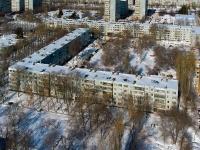 neighbour house: st. Voroshilov, house 22. Apartment house
