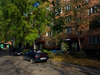 Togliatti, Voroshilov st, house 26. Apartment house