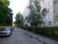 Togliatti, Voroshilov st, house 29. Apartment house