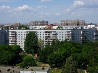 neighbour house: st. Voroshilov, house 31. Apartment house