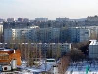 Тольятти, улица Ворошилова, дом 31. многоквартирный дом