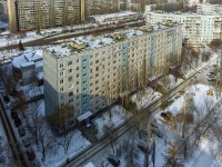 Togliatti, Voroshilov st, house 43. Apartment house