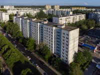 Тольятти, улица Ворошилова, дом 53. многоквартирный дом