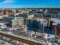 Тольятти, улица Ворошилова, дом 67. многоквартирный дом