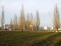 Togliatti, Voskresenskaya st, house 5. industrial building