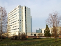 Togliatti, Voskresenskaya st, house 7. office building