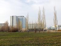 Тольятти, улица Воскресенская, дом 7. офисное здание