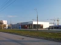 Тольятти, улица Воскресенская, дом 16 с.1. автосалон
