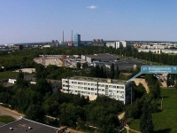 Тольятти, улица Воскресенская, дом 18. техникум