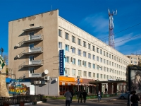 陶里亚蒂市, Gagarin st, 房屋 14. 旅馆