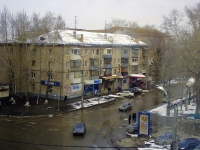 Togliatti, Gagarin st, house 2. Apartment house