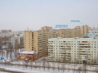 Togliatti, Gay blvd, house 25. Apartment house