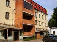 Togliatti, Gidrostroevskaya st, house 12. Apartment house
