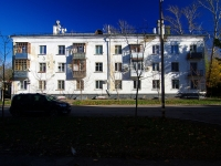 neighbour house: st. Gidrostroevskaya, house 14. Apartment house
