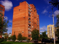 Togliatti, Gidrostroevskaya st, house 24. Apartment house