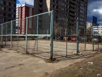 Тольятти, улица Макарова. спортивная площадка
