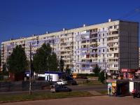 Тольятти, улица Гидротехническая, дом 15. многоквартирный дом