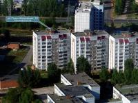 Тольятти, улица Гидротехническая, дом 18. многоквартирный дом