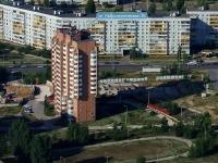 Тольятти, улица Гидротехническая, дом 24. многоквартирный дом