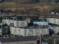 Тольятти, улица Гидротехническая, дом 27. многоквартирный дом