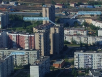 Togliatti, Gidrotekhnicheskaya st, house 32. Apartment house
