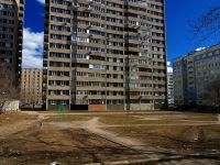 Togliatti, Gidrotekhnicheskaya st, house 38. Apartment house