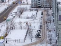 Тольятти, улица Гидротехническая. корт
