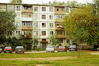Togliatti, Golosov st, house 61. Apartment house