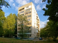 Togliatti, Golosov st, house 91. Apartment house