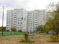 Togliatti, Golosov st, house 107. Apartment house