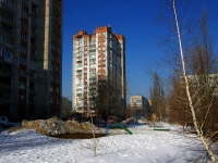 Togliatti, Golosov st, house 26. Apartment house