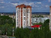 Тольятти, улица Голосова, дом 26. многоквартирный дом