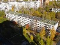 Togliatti, Golosov st, house 28. Apartment house